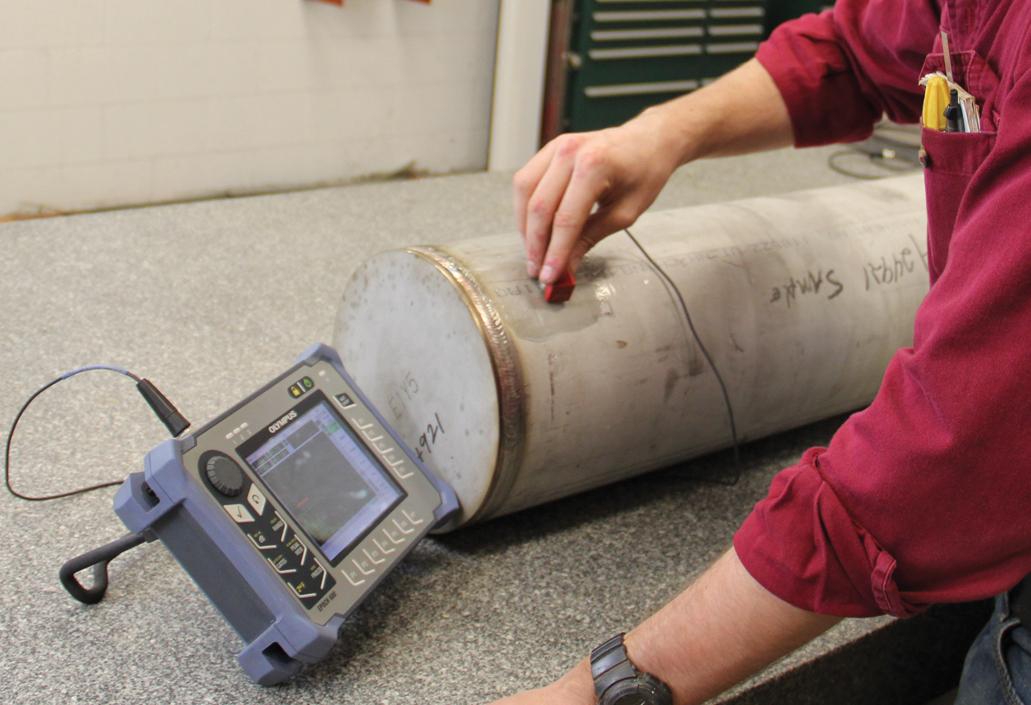 Ultrasonic Testing (UT)